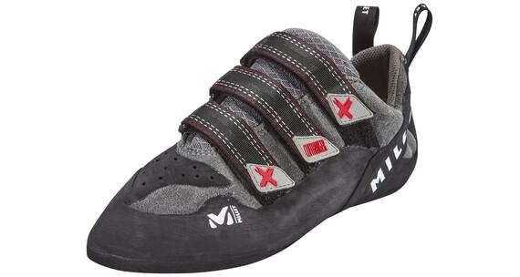 Millet Cliffhanger Climbing Shoes Men rouge/charcoal